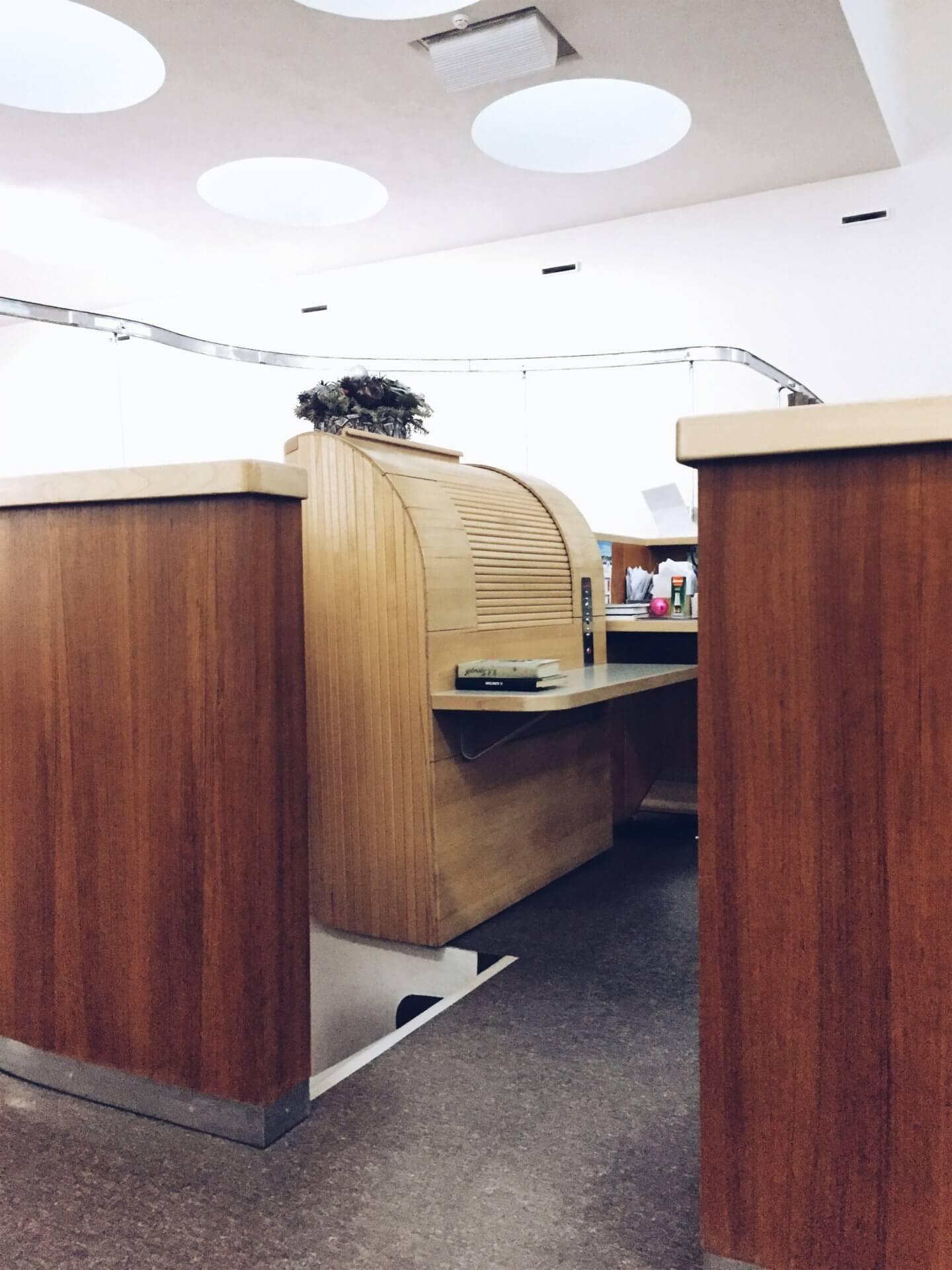 Alvar-Aalto-Library-Viborg-book-lift