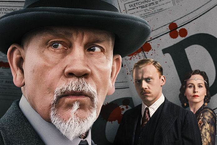 The ABC Murders, 2018
