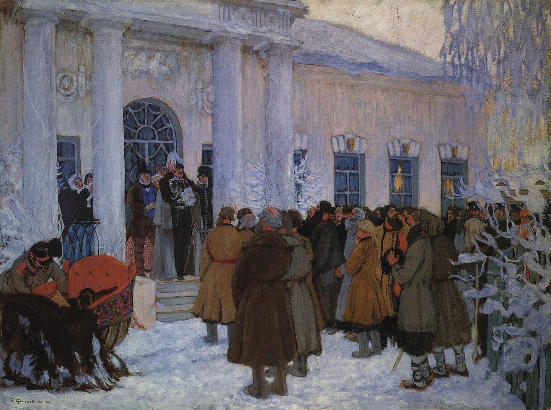 Крепость и крепостные, дворяне и дворовые — точно ли мы понимаем, чем было крепостничество в России?